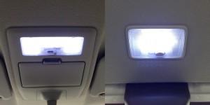 ルームランプ_LED点灯