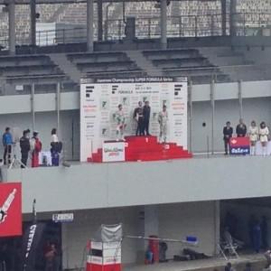 レース1_表彰式