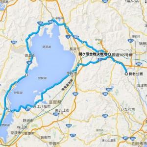 マップ_琵琶湖一周