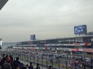 レース1_スタート進行