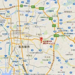 マップ_名大東山